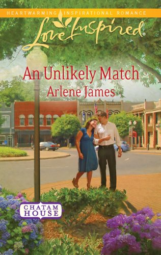 An Unlikely Match (Love Inspired), Arlene James