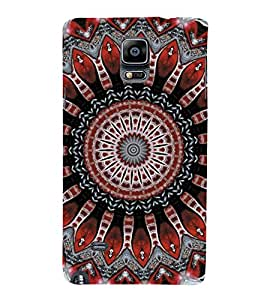 EPICCASE Festive Chakra Mobile Back Case Cover For Samsung Galaxy Note Edge (Designer Case)