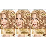 L'Oréal Paris Superior Preference Permanent Hair Color, 3 Count