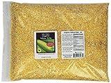 Julias Pantry Organic Whole Grain Yellow Grits Steel Cut, 5 Pound