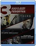 Cyborg / Death Warrant / Double Impact Triple [Blu-ray]
