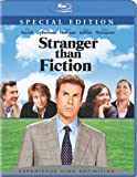 Stranger Than Fiction (Special Edition + BD Live) [Blu-ray]