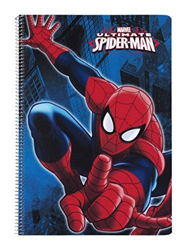 Spiderman - Bloc folio 80 CN (Safta 511543066)