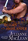Return of the Highlander (The Highlander Series Book 4)