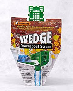 Gutter Wedge Leaf Clog Preventer