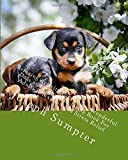 Relaxing Activity For Adults: Wonderful Dogs and Puppies Coloring Book For Adults Relaxation and Stress Relief (Adult Coloring Books)