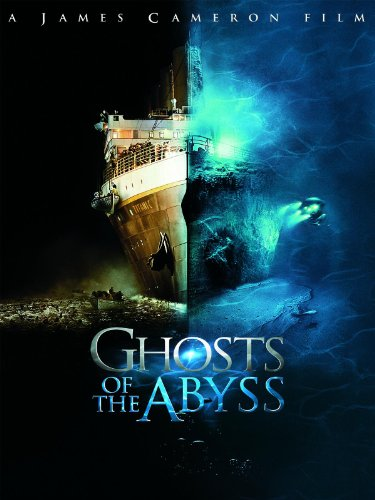 amazoncom ghosts of the abyss bill paxton james