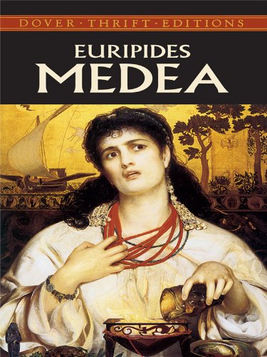 the motivation of the main character in medea a play by euripides Euripides' portrayal of the title character in medea has, it has been argued, influenced all further versions of the medea myth, especially her association with corinth, the death of her children by her own hand, and her escape in the sun's chariot 1 of euripides' new elements of characterization, it was the filicide of her children that most completely.
