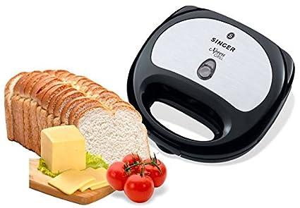 Singer Xpress Grill 600W Sandwich Maker