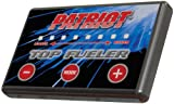 Patriot Exhaust M161201L Top Fueler EFI Controller for Harley Davidson 2006-11 Dyna, 2007-11 Softail and 2007 Touring