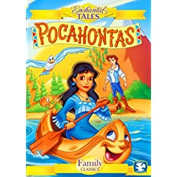 Enchanted Tales Pocahontas