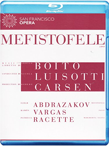Arrigo Boito: Mefistofele (San Francisco Opera) [Blu-ray]