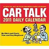 2011 Daily Calendar: Car Talk ~ Tom Magliozzi