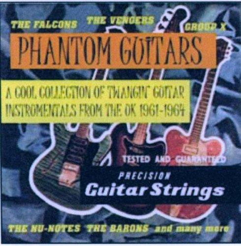 Phantom Guitars: Twangin' Instrumentals from the UK 1961-1964 by Various Artists