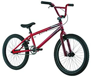 Diamondback Session BMX Bike, Brick Red, 20-Inch Wheels