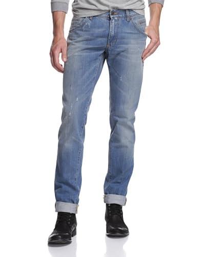 Dolce & Gabbana Men's Faded Jean