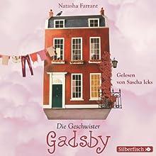 Die Geschwister Gadsby Hörbuch von Natasha Farrant Gesprochen von: Sascha Icks