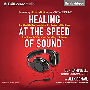Healing at the Speed of Sound Audiobook