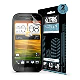 EMPIRE Premium Clear Screen Protector for HTC One SV (Pack of 2)