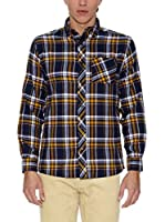 THE INDIAN FACE Camisa Hombre (Amarillo)