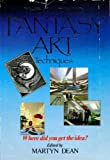 The Guide to Fantasy Art Techniques (0905895975) by C.D. Evans