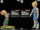 ドラゴンボールZ DRAMATIC SHOWCASE ~4th season~ vol.1、vol.2 2種セット バンプレスト