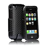 Case-Mate Combo Holster For iPhone 3G  - Black Carbon Fiberby Case-Mate