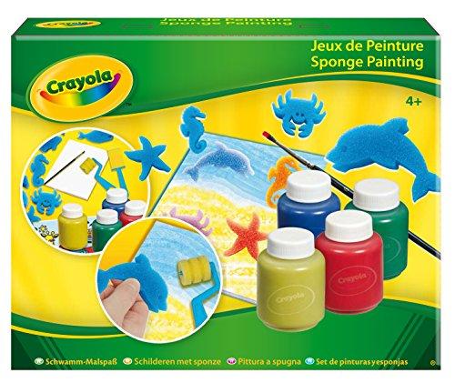Crayola - 531400 - Loisir Créatif - jeu de Peinture