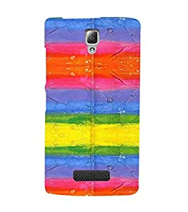 PrintVisa Modern Art Pattern 3D Hard Polycarbonate Designer Back Case Cover for Lenovo A2010