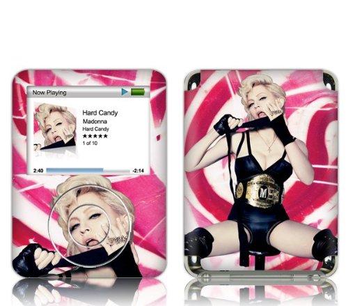Zing Revolution Ms-Md20030 Ipod Nano- 3Rd Gen- Madonna- Hard Candy Skin front-342779
