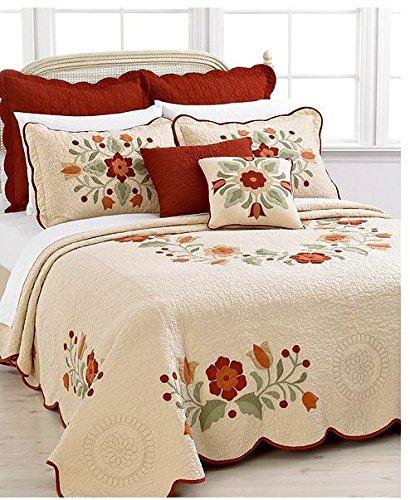 """Nostalgia Home Bedding, June 16"""" Square Decorative Pillow Multi front-77944"""