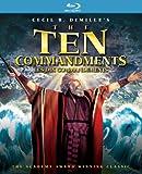 The Ten Commandments [Blu-ray] (Bilingual)