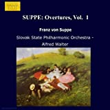 echange, troc Alfred Walter - SUPPE: Overtures, Vol.  1