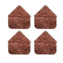 Martha Stewart Crafts Photo Corners Brownstone Glitter By The Package