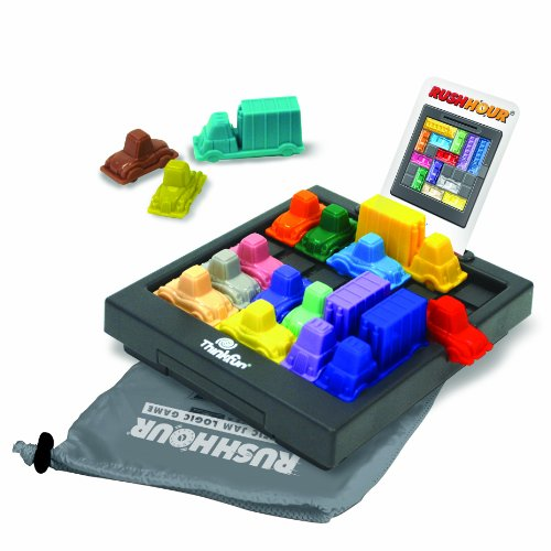Toys For 8 Year Old Boys: ThinkFun Rush Hour