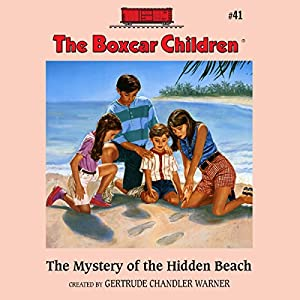 The Mystery of the Hidden Beach Audiobook