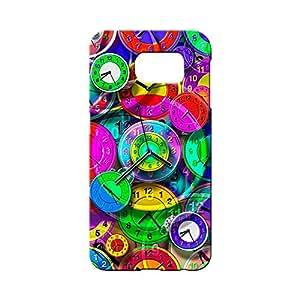 BLUEDIO Designer 3D Printed Back case cover for Samsung Galaxy S6 Edge Plus - G3858
