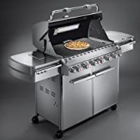 Weber Gourmet BBQ System 14 in. Pizza Stone with Carry Rack by Weber-Stephen Products Co