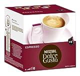 Nescafé Dolce Gusto Espresso, 3er Pack (48 Kapseln)