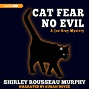 Cat Fear No Evil: A Joe Grey Mystery, Book 9 | Shirley Rousseau Murphy
