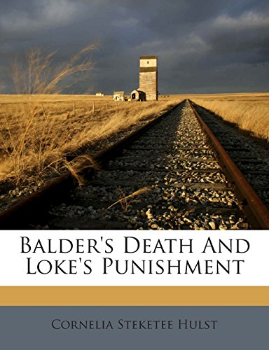 Balder's Death And Loke's Punishment