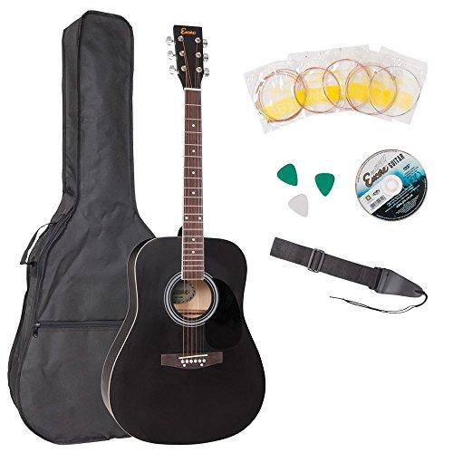 Encore EWP-100BK Gitarre