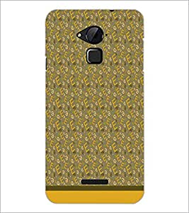 PrintDhaba Typography D-1785 Back Case Cover for COOLPAD NOTE 3 LITE (Multi-Coloured)