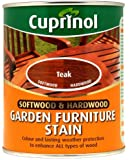 Cuprinol 750ml Garden Furniture Stain Teak