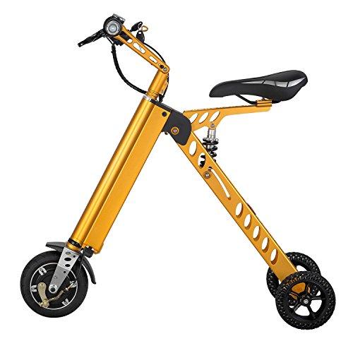 Elektrofahrrder-Mini-Electric-Bikes-Mode-Smart-Electronic-Vehicle-Scooter-Elektromobilitt-Tricycle-Faltbare-tragbare-elektrische-Fahrrad-Gold