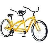 "Kulana Lua Single Speed Tandem, Yellow, 17""/Medium"