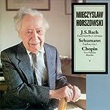 Plays Bach/Schumann/Chopin