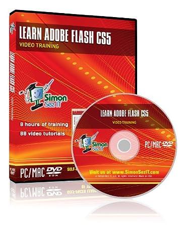 Learn Adobe Flash CS5 Software Training Tutorials