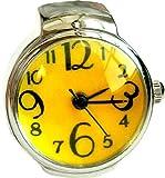 Ring Watch (yellow)