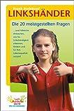 img - for Linksh nder - Die 20 meistgestellten Fragen book / textbook / text book